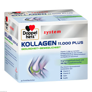 Doppelherz Kollagen 11000 Plus system